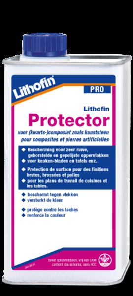 Image sur Lithofin Protecteur pour Composite de Quartz