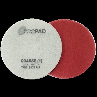 Image de PROPAD Pad pour Sols ETAPE 3 ROUGE 'Coarse'