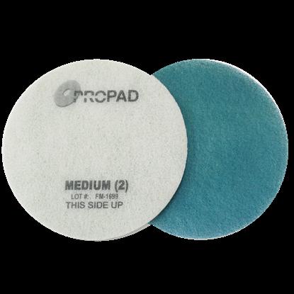 Image de PROPAD Pad pour Sols ETAPE 4 BLEUE 'Medium'