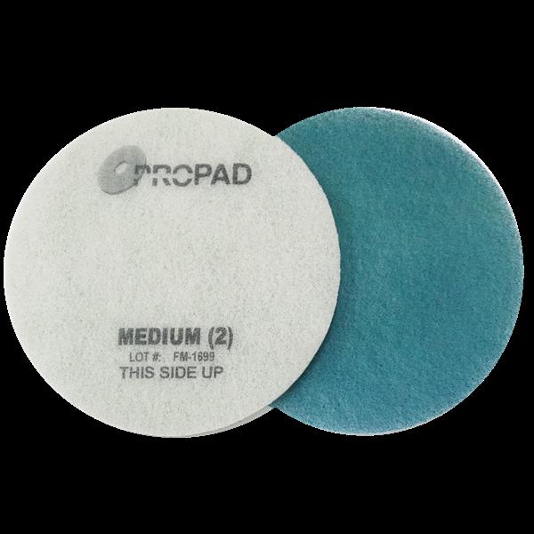 Image sur PROPAD Pad pour Sols ETAPE 4 BLEUE 'Medium'