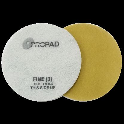 Image de PROPAD Pad pour Sols ETAPE 5 JAUNE 'Fine'
