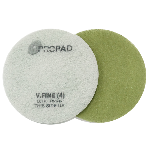 Afbeelding van PROPAD vloerpad STAP 6 GROEN ' Very Fine'