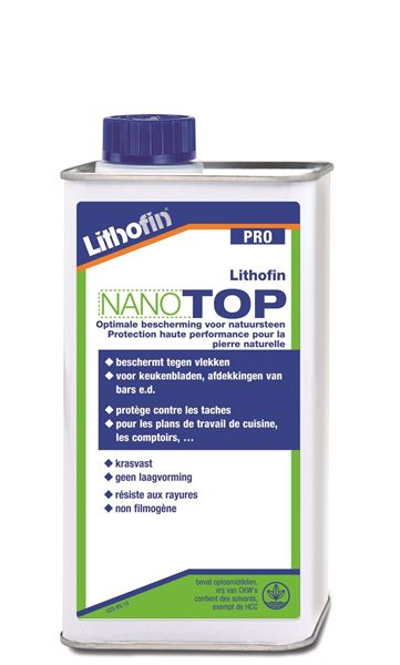 Image sur Lithofin NanoTOP