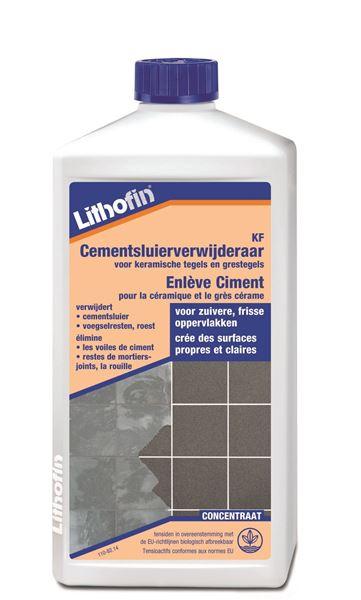Afbeelding van Lithofin KF Cementsluierverwijderaar
