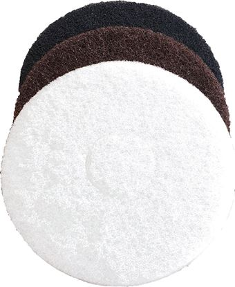 Image de PROPAD Floorpolisher pads -BRUN-