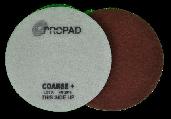 Image sur PROPAD Pad pour Sols ETAPE 2 BRUN 'Coarse+'